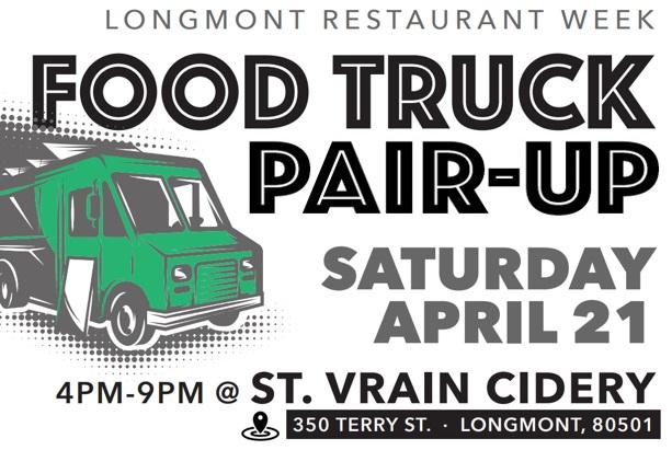 Longmont Restaurant Week KICK-OFF